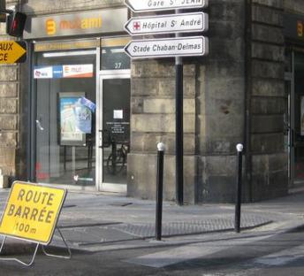 Agence mutuelle sant bordeaux place gambetta mutami for Agence a bordeaux
